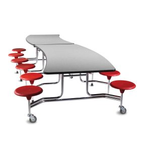 BioFit Afton Cafeteria and Lunchroom Table